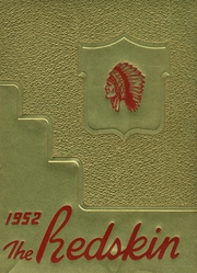 1952 Edition, Harlandale High School - Redskin Yearbook (San Antonio, TX)