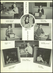 Page 12, 1954 Edition, Harlandale High School - Redskin Yearbook (San Antonio, TX) online yearbook collection