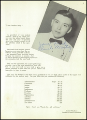 Page 13, 1954 Edition, Harlandale High School - Redskin Yearbook (San Antonio, TX) online yearbook collection