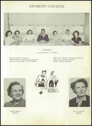 Page 9, 1954 Edition, Harlandale High School - Redskin Yearbook (San Antonio, TX) online yearbook collection