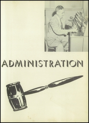 Page 11, 1955 Edition, Harlandale High School - Redskin Yearbook (San Antonio, TX) online yearbook collection
