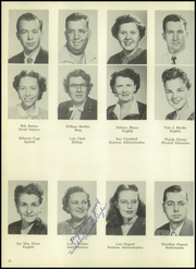 Page 16, 1955 Edition, Harlandale High School - Redskin Yearbook (San Antonio, TX) online yearbook collection