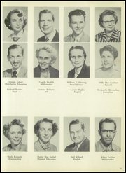 Page 17, 1955 Edition, Harlandale High School - Redskin Yearbook (San Antonio, TX) online yearbook collection
