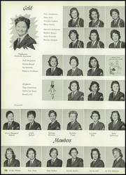 Page 160, 1958 Edition, Harlandale High School - Redskin Yearbook (San Antonio, TX) online yearbook collection