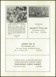 Page 207, 1958 Edition, Harlandale High School - Redskin Yearbook (San Antonio, TX) online yearbook collection
