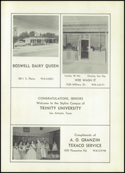 Page 209, 1958 Edition, Harlandale High School - Redskin Yearbook (San Antonio, TX) online yearbook collection