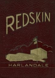 1960 Edition, Harlandale High School - Redskin Yearbook (San Antonio, TX)