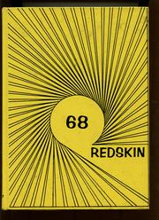 1968 Edition, Harlandale High School - Redskin Yearbook (San Antonio, TX)