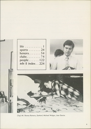 Page 7, 1971 Edition, Harlandale High School - Redskin Yearbook (San Antonio, TX) online yearbook collection