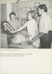 Page 9, 1971 Edition, Harlandale High School - Redskin Yearbook (San Antonio, TX) online yearbook collection