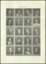 Page 11, 1939 Edition, Weslaco High School - La Palma Yearbook (Weslaco, TX) online yearbook collection