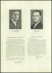 Page 12, 1939 Edition, Weslaco High School - La Palma Yearbook (Weslaco, TX) online yearbook collection