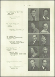 Page 13, 1939 Edition, Weslaco High School - La Palma Yearbook (Weslaco, TX) online yearbook collection