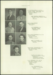 Page 14, 1939 Edition, Weslaco High School - La Palma Yearbook (Weslaco, TX) online yearbook collection