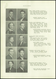 Page 16, 1939 Edition, Weslaco High School - La Palma Yearbook (Weslaco, TX) online yearbook collection