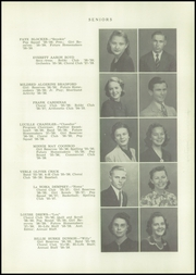 Page 17, 1939 Edition, Weslaco High School - La Palma Yearbook (Weslaco, TX) online yearbook collection