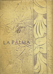 Page 1, 1947 Edition, Weslaco High School - La Palma Yearbook (Weslaco, TX) online yearbook collection