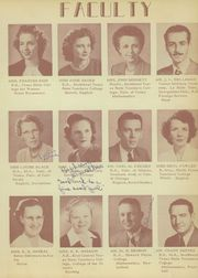Page 11, 1947 Edition, Weslaco High School - La Palma Yearbook (Weslaco, TX) online yearbook collection