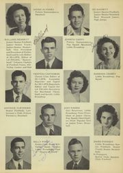 Page 15, 1947 Edition, Weslaco High School - La Palma Yearbook (Weslaco, TX) online yearbook collection