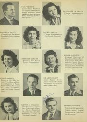 Page 16, 1947 Edition, Weslaco High School - La Palma Yearbook (Weslaco, TX) online yearbook collection