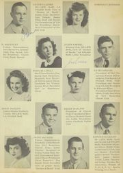 Page 17, 1947 Edition, Weslaco High School - La Palma Yearbook (Weslaco, TX) online yearbook collection
