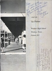 Page 5, 1968 Edition, Weslaco High School - La Palma Yearbook (Weslaco, TX) online yearbook collection