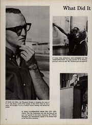 Page 10, 1964 Edition, Palo Duro High School - Conquistador Yearbook (Amarillo, TX) online yearbook collection