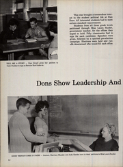Page 16, 1964 Edition, Palo Duro High School - Conquistador Yearbook (Amarillo, TX) online yearbook collection