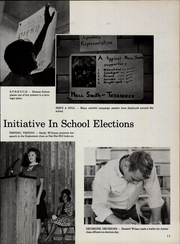 Page 17, 1964 Edition, Palo Duro High School - Conquistador Yearbook (Amarillo, TX) online yearbook collection