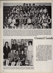 Page 184, 1964 Edition, Palo Duro High School - Conquistador Yearbook (Amarillo, TX) online yearbook collection