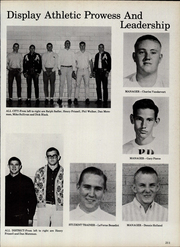 Page 217, 1964 Edition, Palo Duro High School - Conquistador Yearbook (Amarillo, TX) online yearbook collection