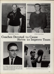 Page 225, 1964 Edition, Palo Duro High School - Conquistador Yearbook (Amarillo, TX) online yearbook collection