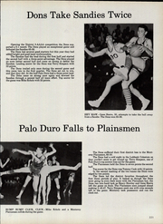 Page 227, 1964 Edition, Palo Duro High School - Conquistador Yearbook (Amarillo, TX) online yearbook collection