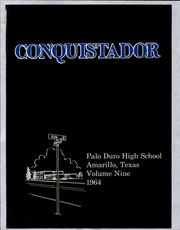 Page 5, 1964 Edition, Palo Duro High School - Conquistador Yearbook (Amarillo, TX) online yearbook collection