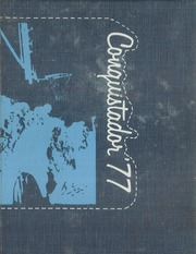 1977 Edition, Palo Duro High School - Conquistador Yearbook (Amarillo, TX)