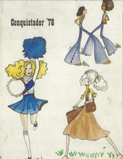 1978 Edition, Palo Duro High School - Conquistador Yearbook (Amarillo, TX)