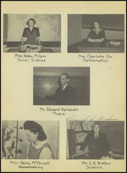 Page 15, 1944 Edition, San Benito High School - El Sendero Yearbook (San Benito, TX) online yearbook collection