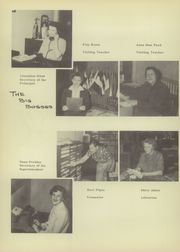 Page 14, 1952 Edition, San Benito High School - El Sendero Yearbook (San Benito, TX) online yearbook collection