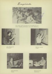 Page 16, 1952 Edition, San Benito High School - El Sendero Yearbook (San Benito, TX) online yearbook collection