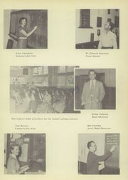 Page 17, 1952 Edition, San Benito High School - El Sendero Yearbook (San Benito, TX) online yearbook collection