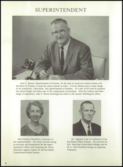 Page 12, 1960 Edition, San Benito High School - El Sendero Yearbook (San Benito, TX) online yearbook collection