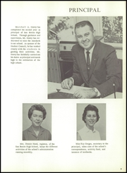 Page 13, 1960 Edition, San Benito High School - El Sendero Yearbook (San Benito, TX) online yearbook collection