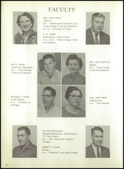 Page 14, 1960 Edition, San Benito High School - El Sendero Yearbook (San Benito, TX) online yearbook collection