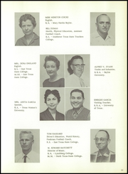 Page 15, 1960 Edition, San Benito High School - El Sendero Yearbook (San Benito, TX) online yearbook collection
