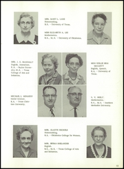 Page 17, 1960 Edition, San Benito High School - El Sendero Yearbook (San Benito, TX) online yearbook collection