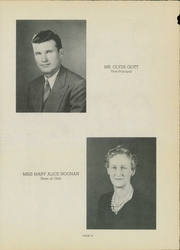 Page 15, 1945 Edition, Luther Burbank High School - Bark Yearbook (San Antonio, TX) online yearbook collection