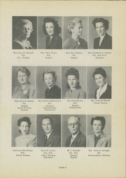 Page 17, 1945 Edition, Luther Burbank High School - Bark Yearbook (San Antonio, TX) online yearbook collection