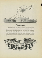Page 7, 1945 Edition, Luther Burbank High School - Bark Yearbook (San Antonio, TX) online yearbook collection