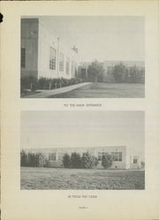 Page 8, 1945 Edition, Luther Burbank High School - Bark Yearbook (San Antonio, TX) online yearbook collection