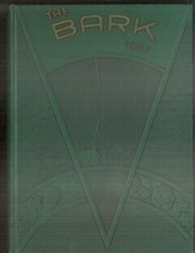 1947 Edition, Luther Burbank High School - Bark Yearbook (San Antonio, TX)